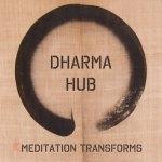 Dharma Hub Calgary Logo