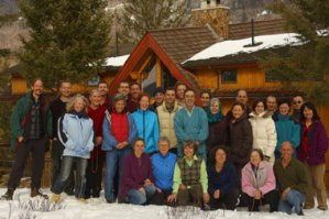 Winter meditation retreat canada