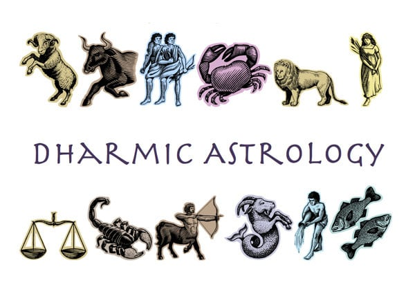 Dharma Astrology Talk at Banyen Books Vancouver