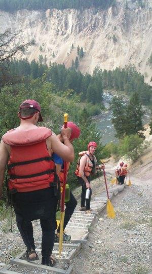 Challenging Climb - Dharma