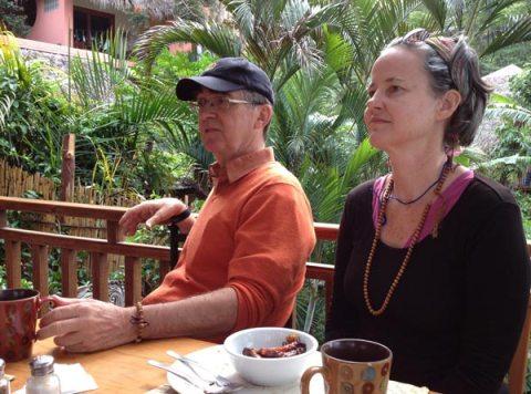Doug Duncan & Catherine Pawasarat Dharma Teaching Travel