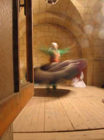 Sufi Dancing Awakening