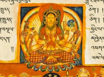 Prajnaparamita paramis