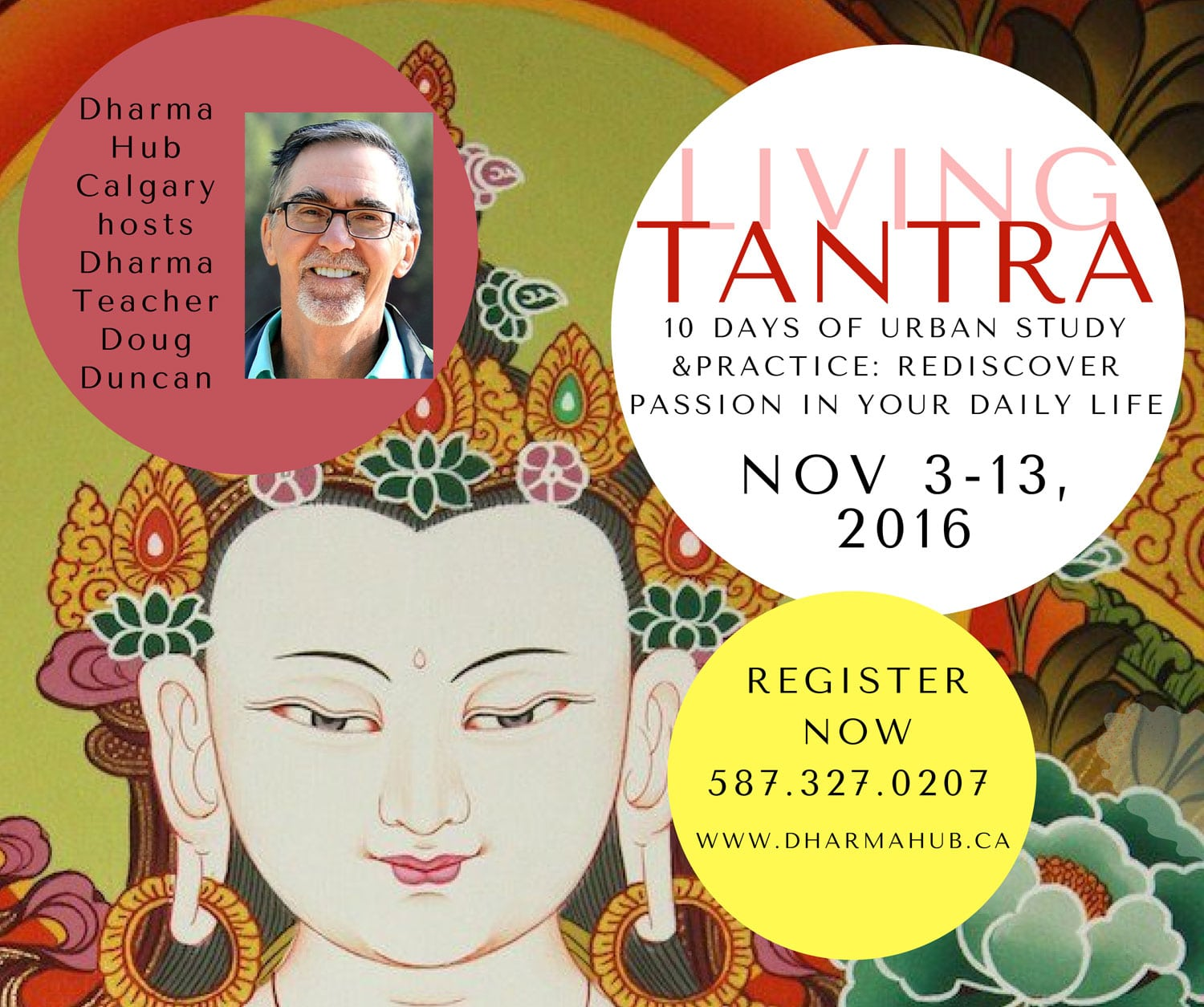 Living Tantra in Calgary