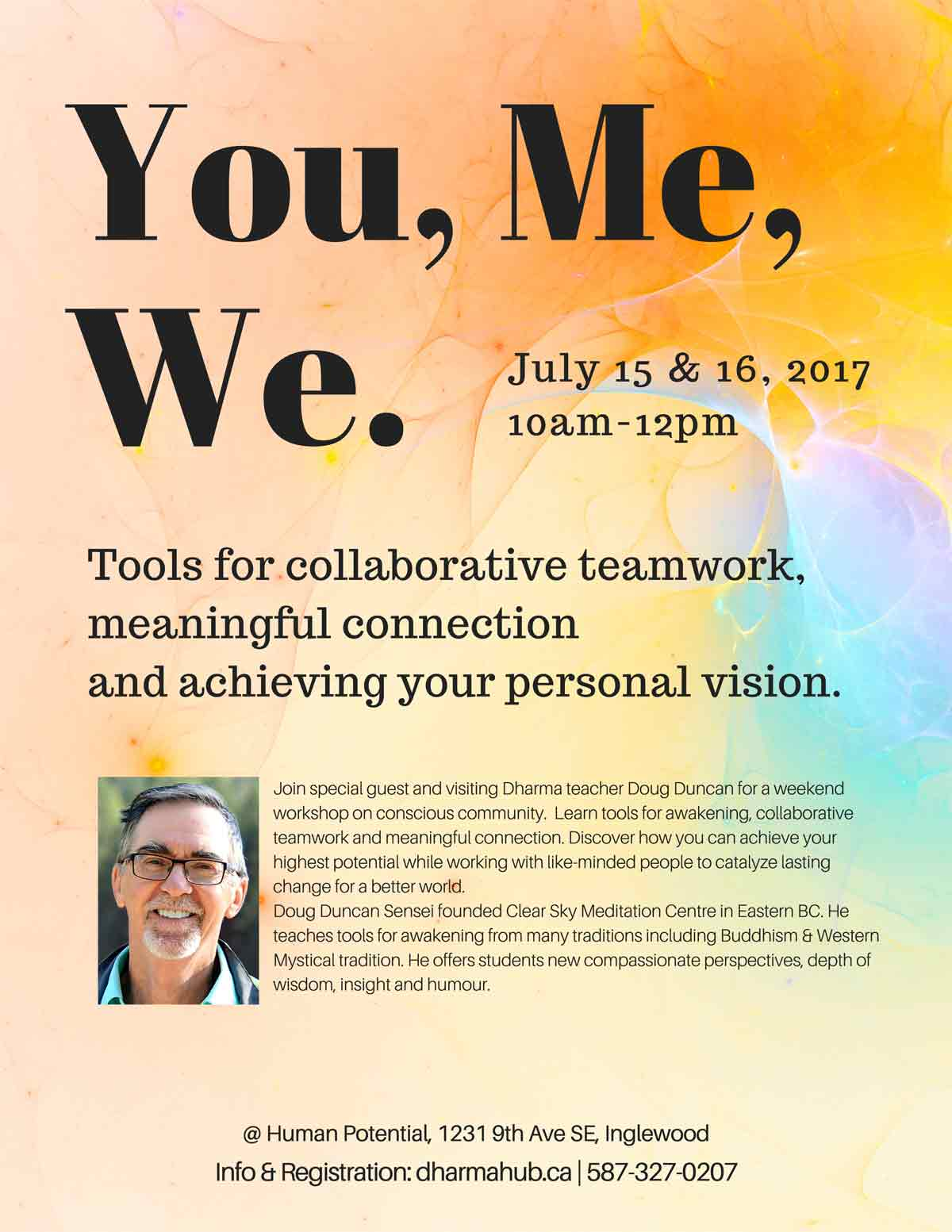Conscious Community Classes, Calgary