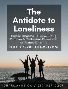 lonliness antidote calgary