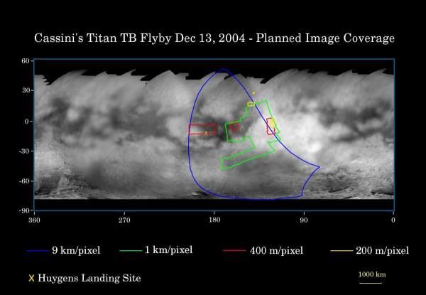 Photos de Titan, satellite de Saturne ★ Planète Astronomie