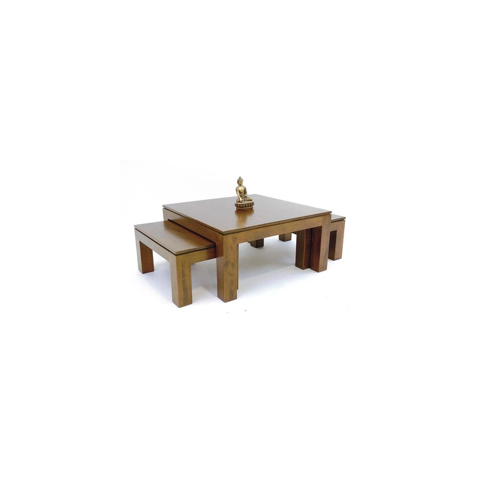 table basse s 3 montreal hevea