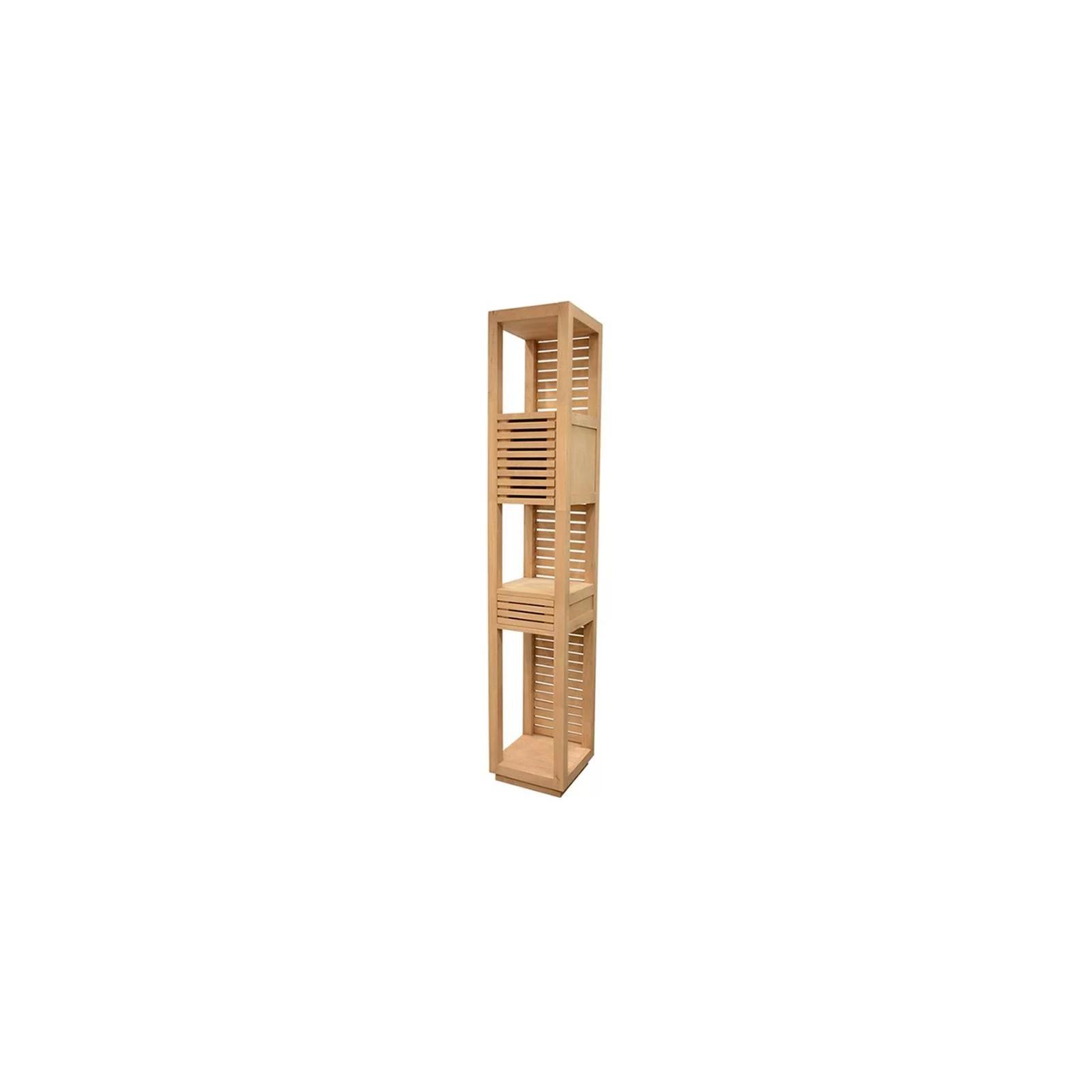 colonne de salle de bain miami hevea
