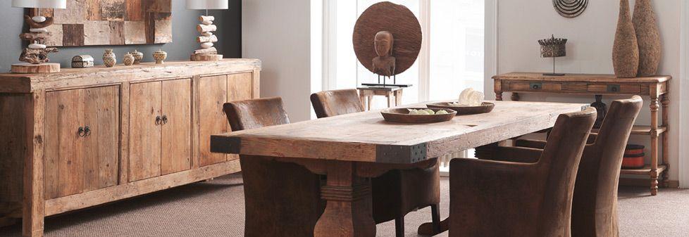 achat de meubles en bois massif exotique et traditionnel