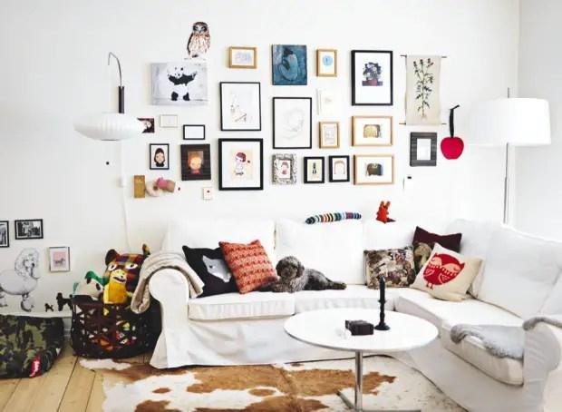 un appartement tr s cosy au danemark planete deco a homes world. Black Bedroom Furniture Sets. Home Design Ideas