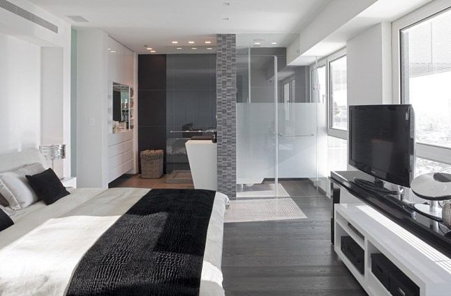Un appartement au parfait design contemporain planete - Appartementm c b au design magnifique ...