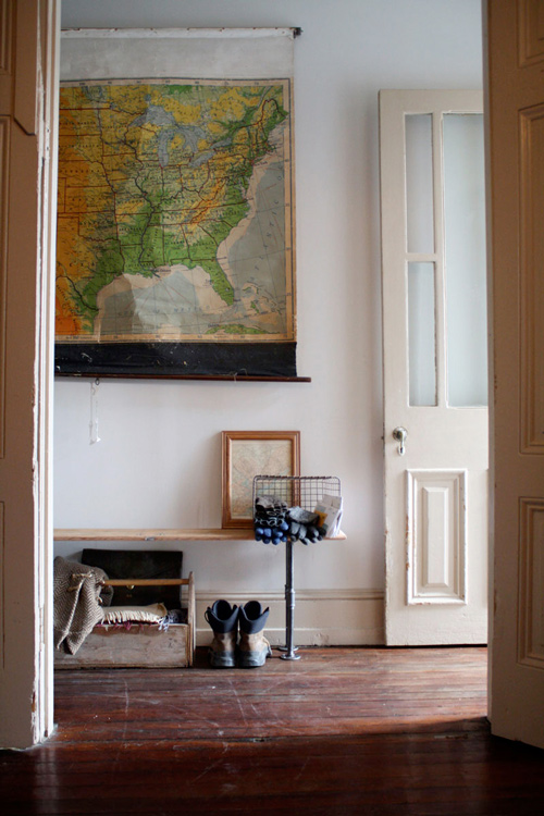Maison et appartement vintage archives page 201 sur 225 - Magnifique maison renovee eclectique coloree sydney ...
