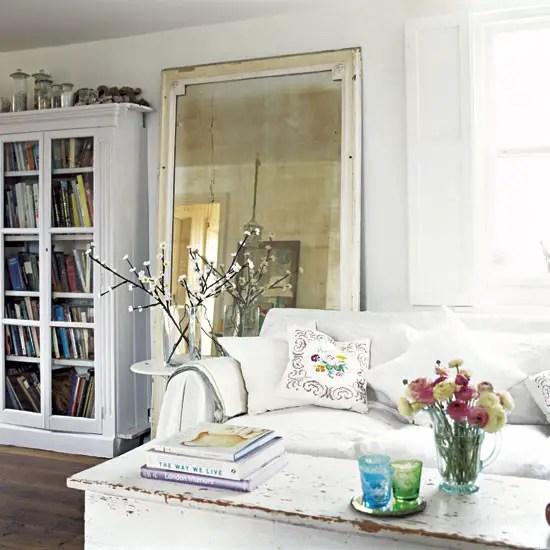 Un cottage anglais tout blanc - PLANETE DECO a homes world