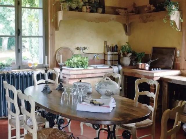 Un jardin anglais au pays d 39 auge planete deco a homes world for Blog deco maison jardin campagne