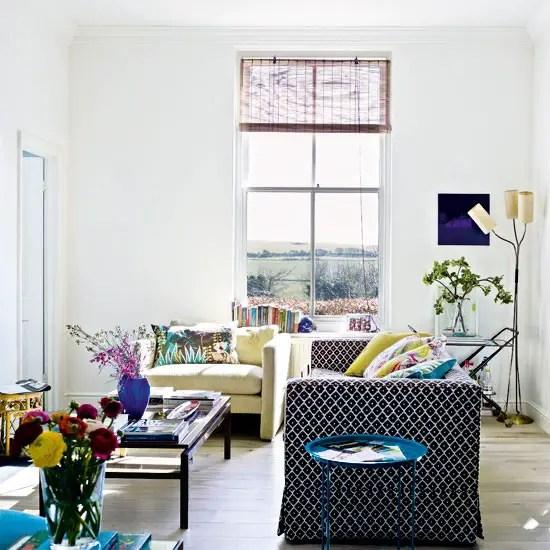 Une maison anglaise aux accents color s planete deco a for Maison anglaise interieur
