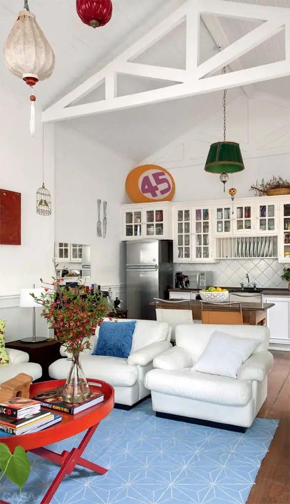 une maison au style m diterran en sao paulo planete deco a homes world. Black Bedroom Furniture Sets. Home Design Ideas