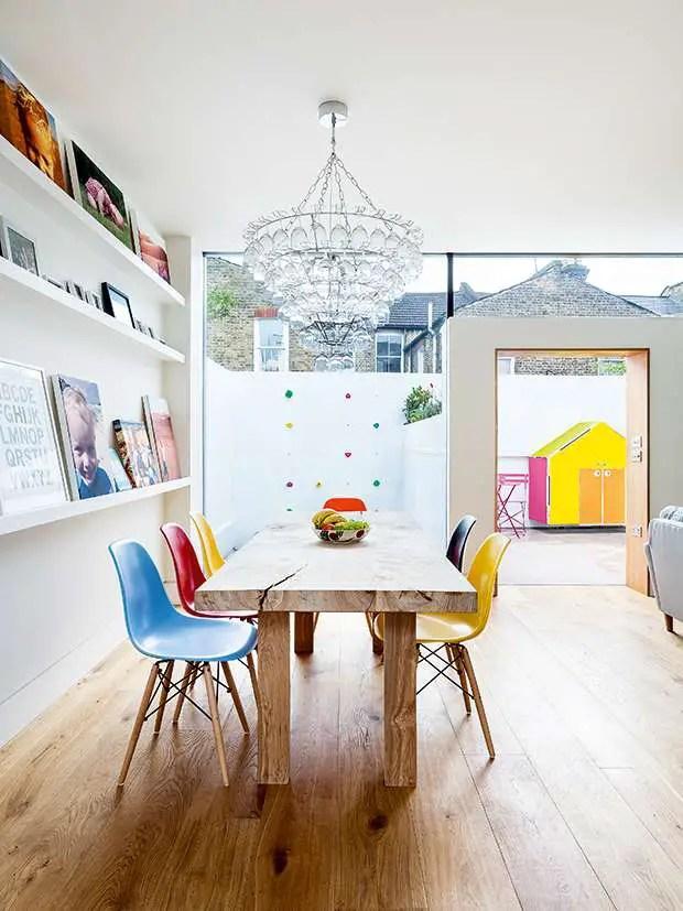 une maison agrandie dans la banlieue de londres planete deco a homes world. Black Bedroom Furniture Sets. Home Design Ideas