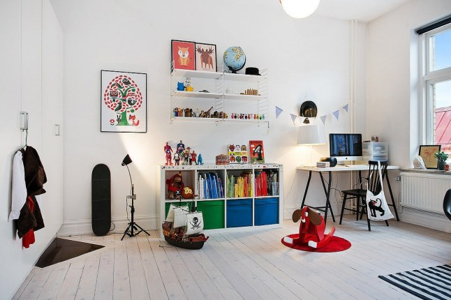 trois pi ces styl es en enfilade planete deco a homes world. Black Bedroom Furniture Sets. Home Design Ideas