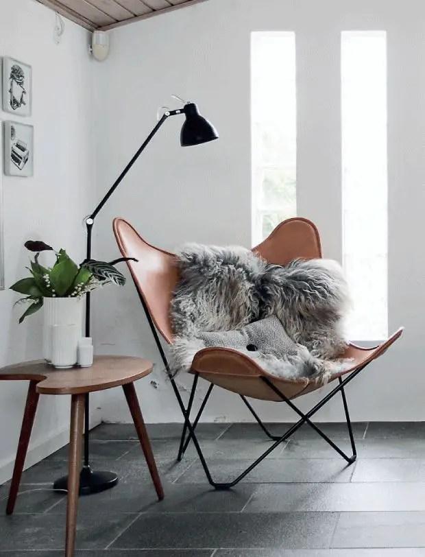 Question De Style La Fourrure Dans La Décoration Intérieure - Canapé 3 places pour idees decoration interieur appartement