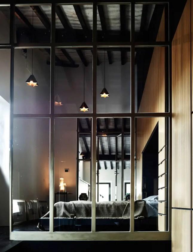 Un appartement sous les toits florence planete deco a homes world - Appartement sous les toits ...