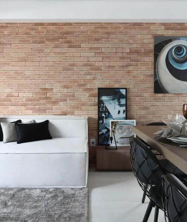 des briques pour un air de loft
