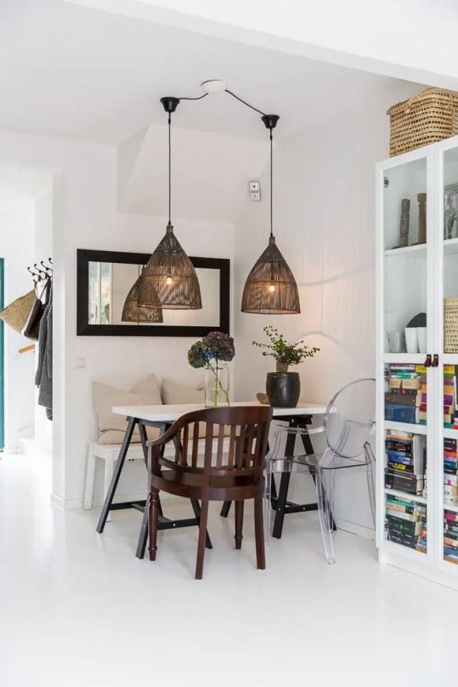 Style subtil dans une maison de ville planete deco a for Decoration maison de ville