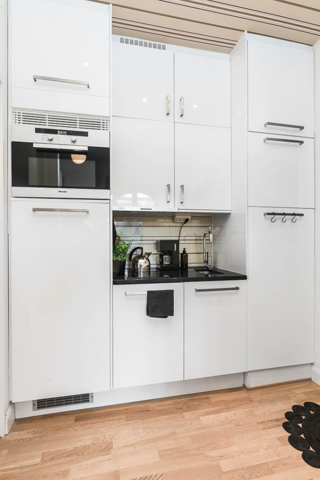 comment optimiser un petit studio planete deco a homes world. Black Bedroom Furniture Sets. Home Design Ideas