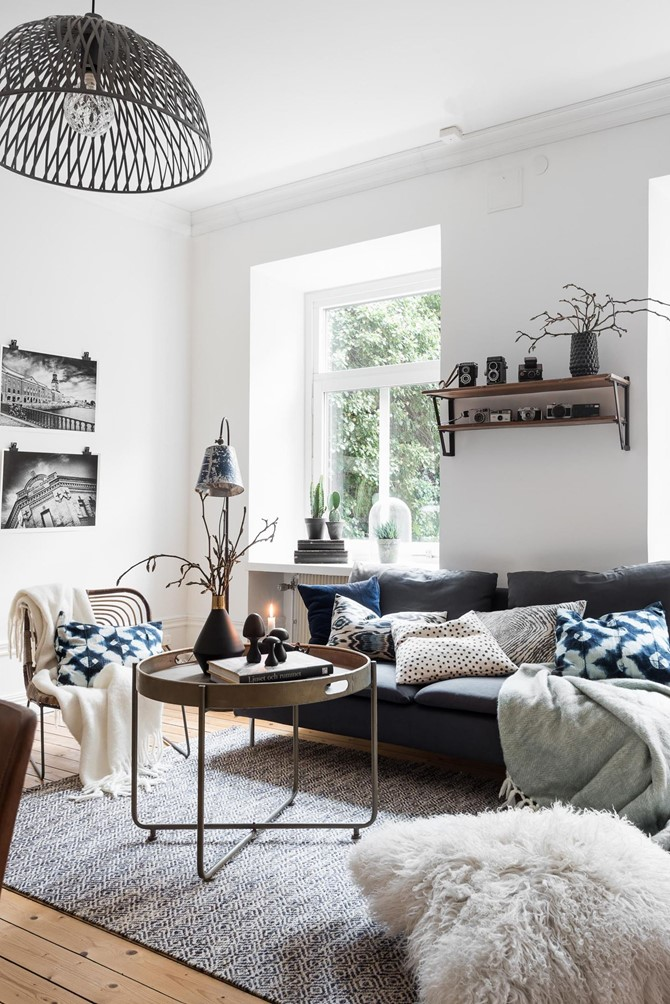 couleur tabac planete deco a homes world. Black Bedroom Furniture Sets. Home Design Ideas