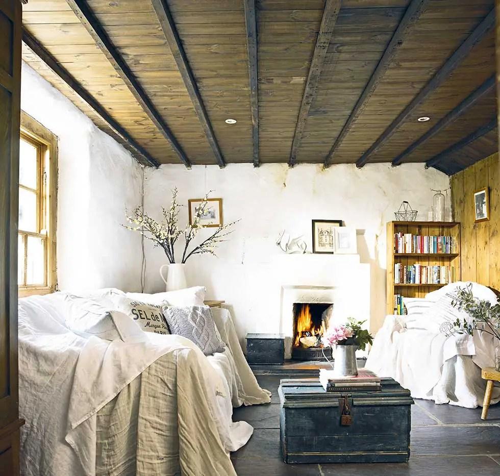 une chaumi re en irlande planete deco a homes world. Black Bedroom Furniture Sets. Home Design Ideas
