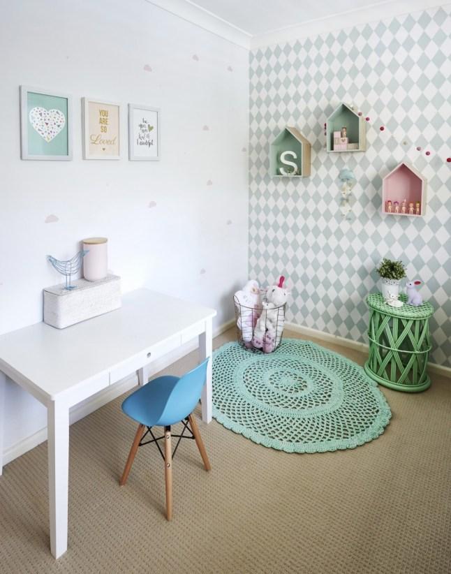 la chambre pastel de sienna planete deco a homes world. Black Bedroom Furniture Sets. Home Design Ideas