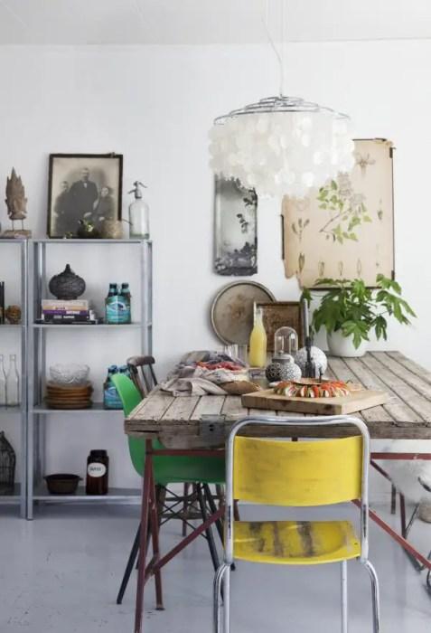 Apartamento de una bloguera