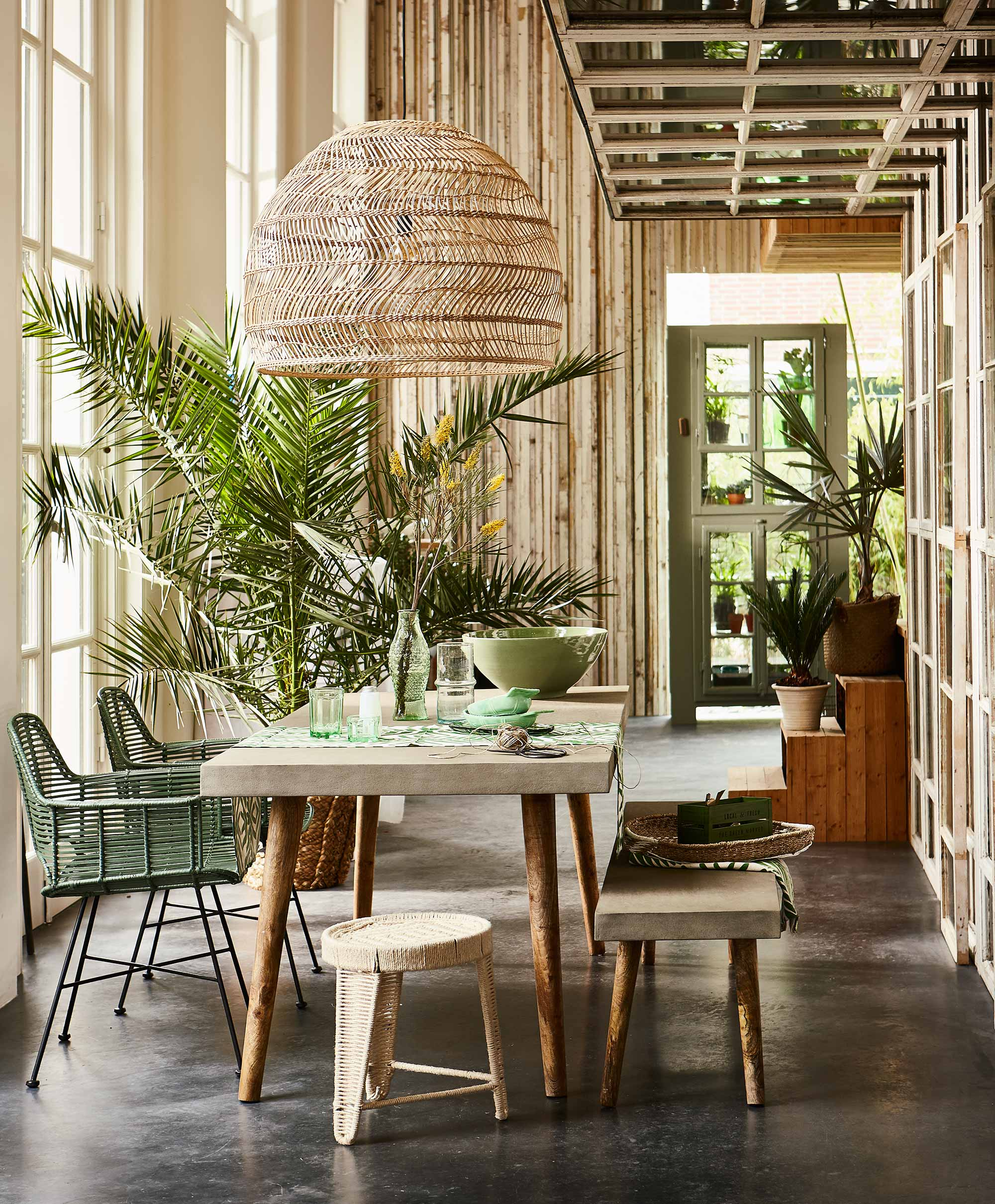 apporter la nature dans la maison planete deco a homes world bloglovin. Black Bedroom Furniture Sets. Home Design Ideas