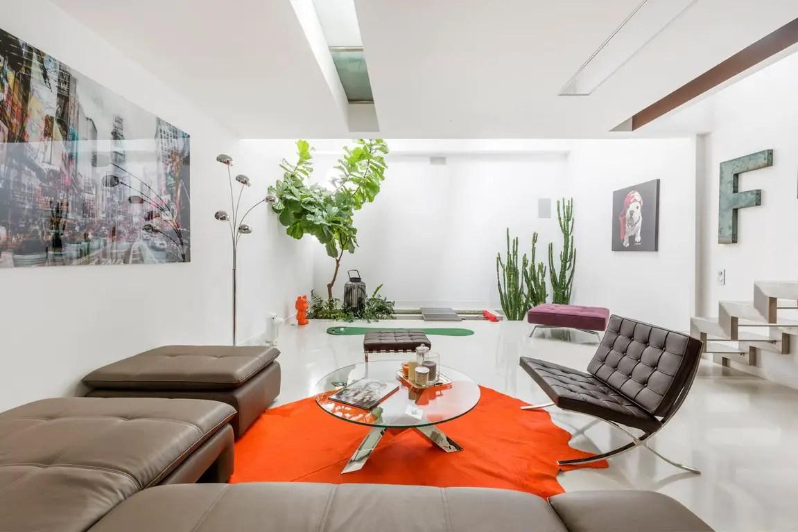 un loft contemporain dans un ancien atelier planete deco a homes world. Black Bedroom Furniture Sets. Home Design Ideas