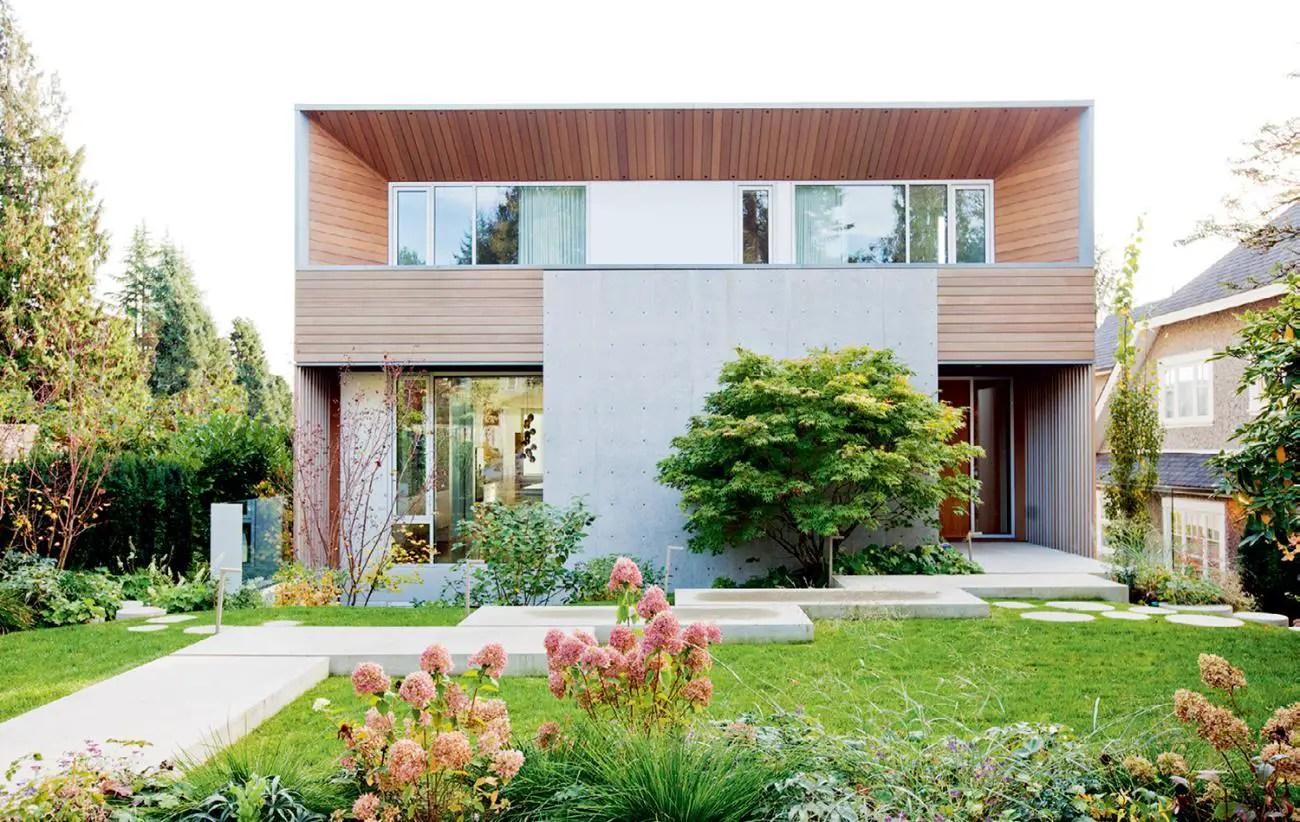 Un style cozy dans une maison minimaliste planete deco a for Maison style minimaliste