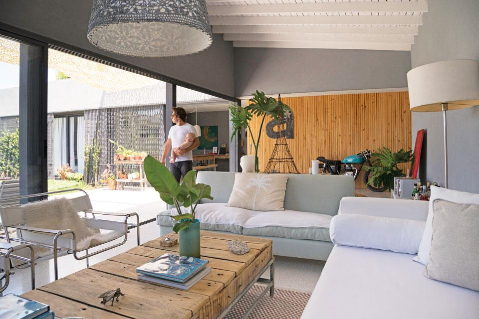Une maison l 39 esprit vacances en argentine planete deco - Maison argentine ...
