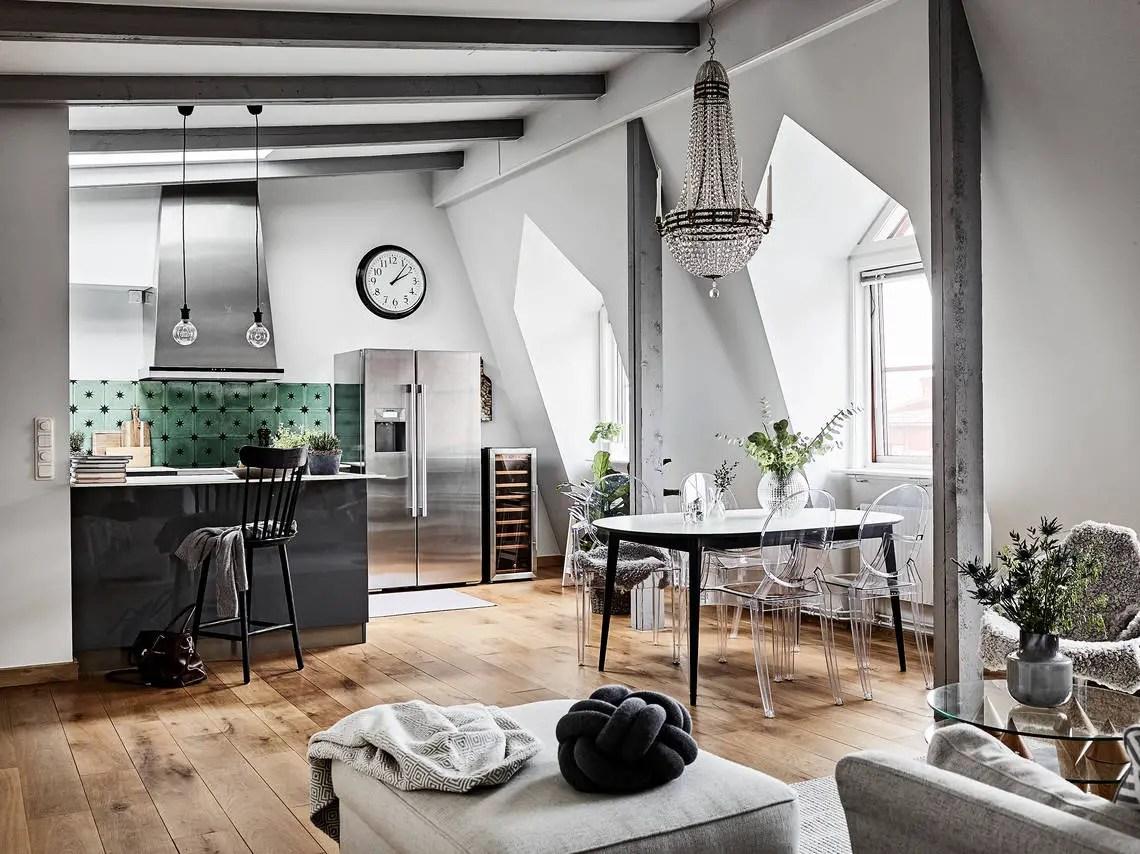 Carrelage vert pour appartement gris planete deco a for Deco appartement t1