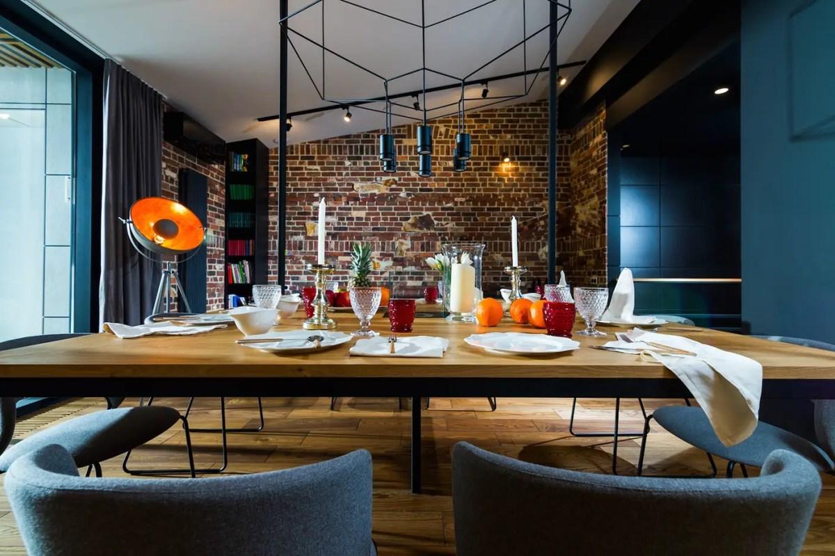 Un appartement au look loft en ukraine planete deco a homes world - Appartement contemporain kiev ...