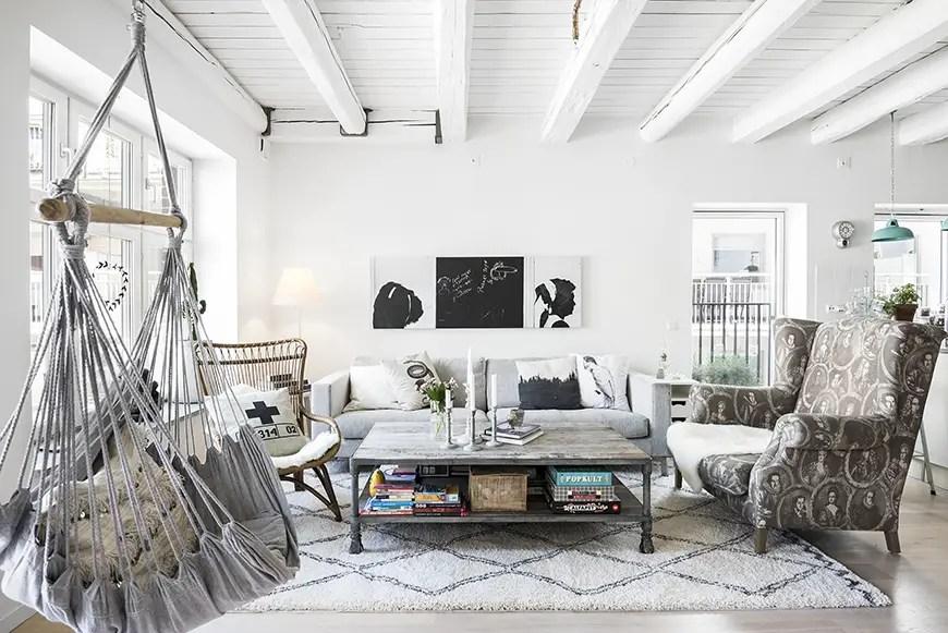 Style Loft Décontracté