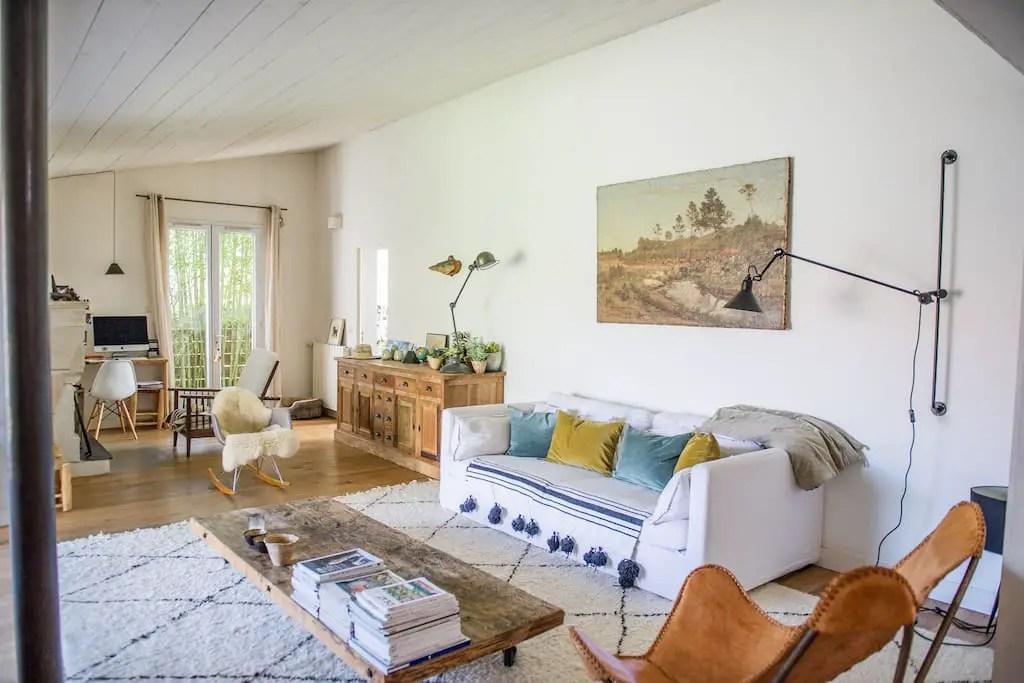 esprit bassin au cap ferret planete deco a homes world. Black Bedroom Furniture Sets. Home Design Ideas