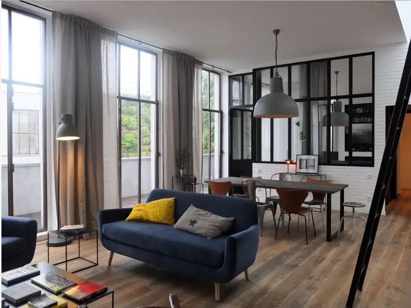 Rock the loft paris planete deco a homes world for Deco appartement rock