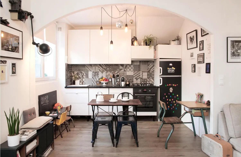 L'appartement doux d'une architecte près de Paris