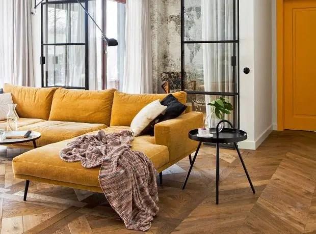 Un appartement contemporain et vintage planete deco a for Deco appartement 2018