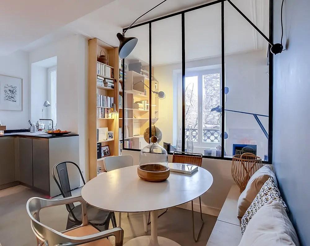 Un appartement au design bouleau