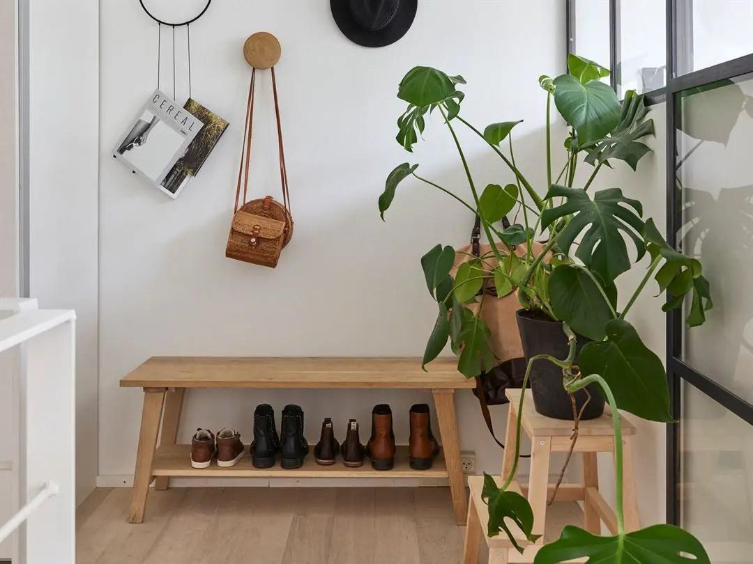 Un appartement danois inspiré