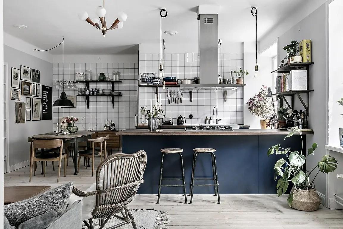 Un appartement au design idéal