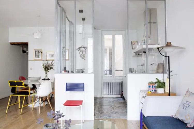 L 39 appartement d 39 une jeune architecte d 39 int rieur planete for Jeune architecte