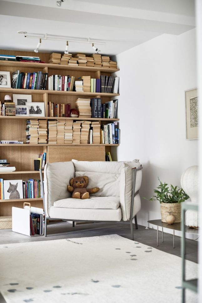 Une maison rénovée simple et moderne