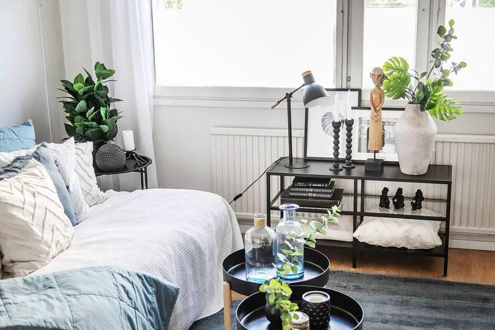 Un petit appartement au style ethnique chic épuré planete deco a