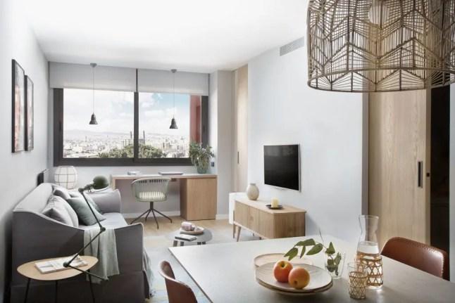 Un appartement espagnol sur mesure